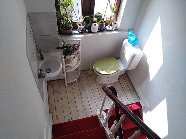Strange Bathroom Designs