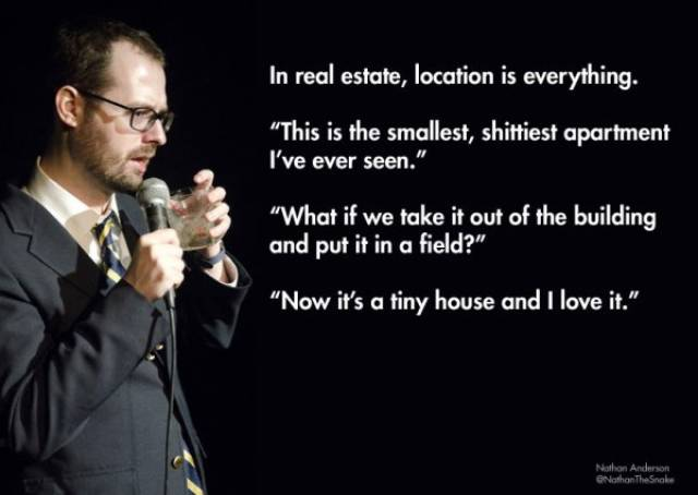 Funny Standup Comedy Moments