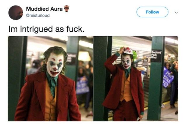 The First Footage From Joaquin Phoenix's Joker
