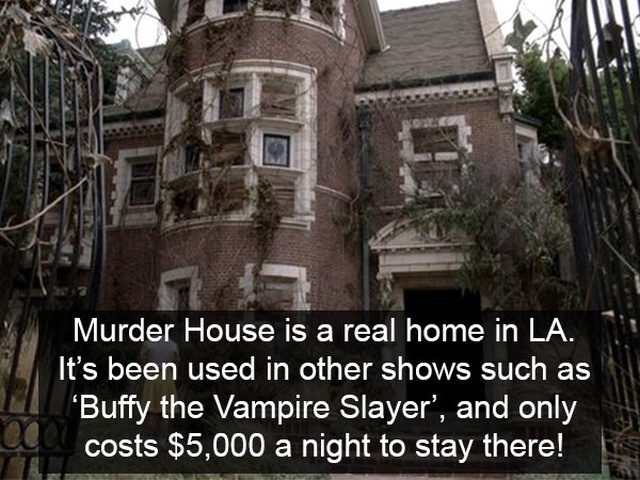 Facts About 'American Horror Story'