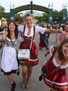 Photos From Oktoberfest