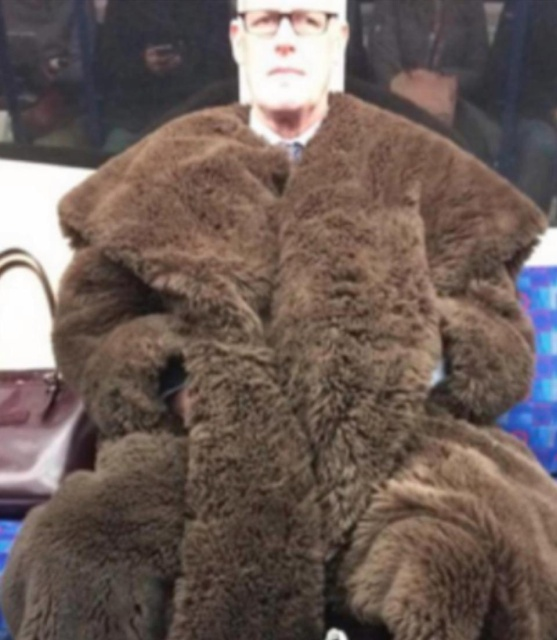 London Commuters Can Be Strange