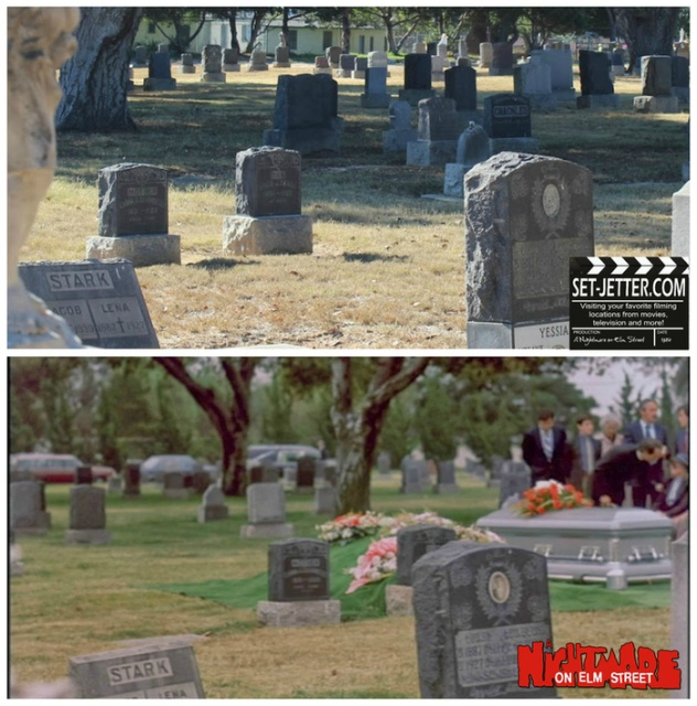 """Visiting The Places Of Filming """"Nightmare on Elm Street"""""""