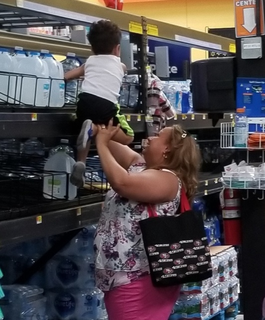 Only At Walmart