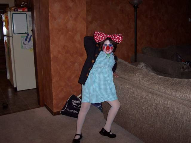Embarrassing Childhood Photos