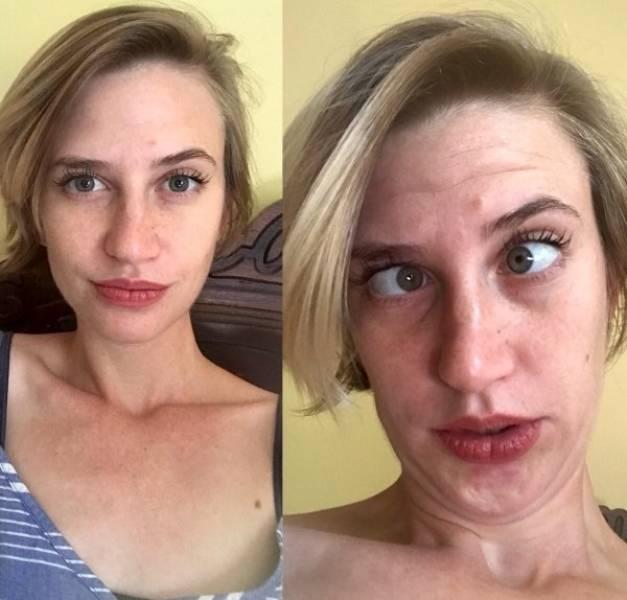 Pretty Girls Can Be Unpretty Too(29 pics)