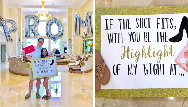 Very Cool Prom Invitations