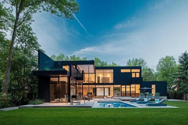 Black Houses