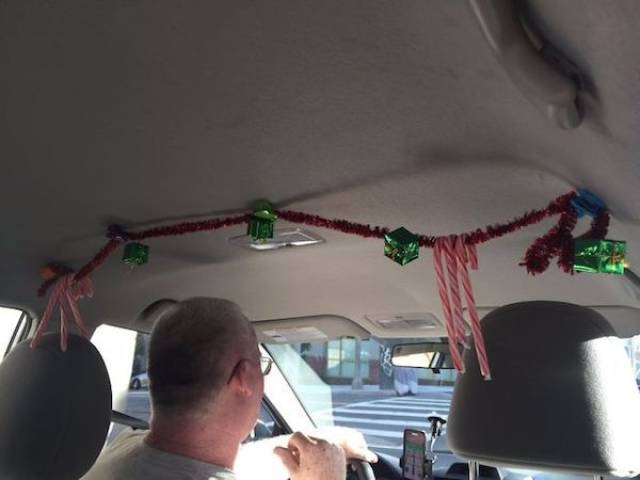Taxi Drivers Can Be Good