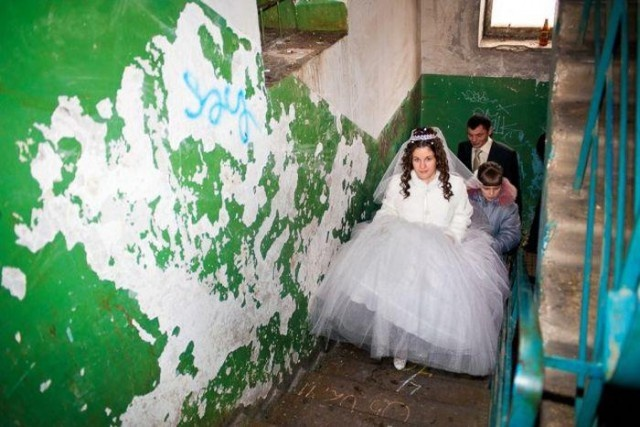 Wedding Decoration In Russia