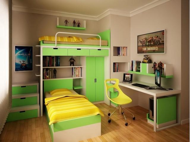 Cool Designs of Children's Rooms