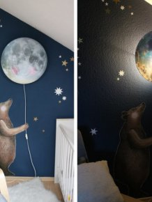 Cool Designs of Children's Rooms