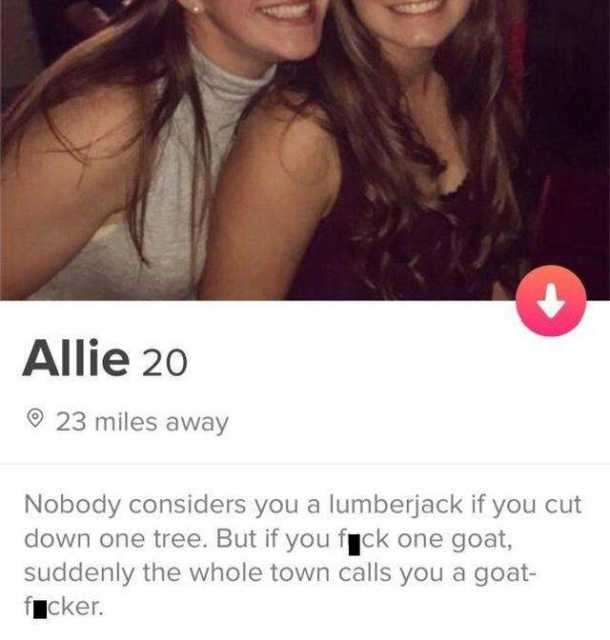 As Seen On Tinder