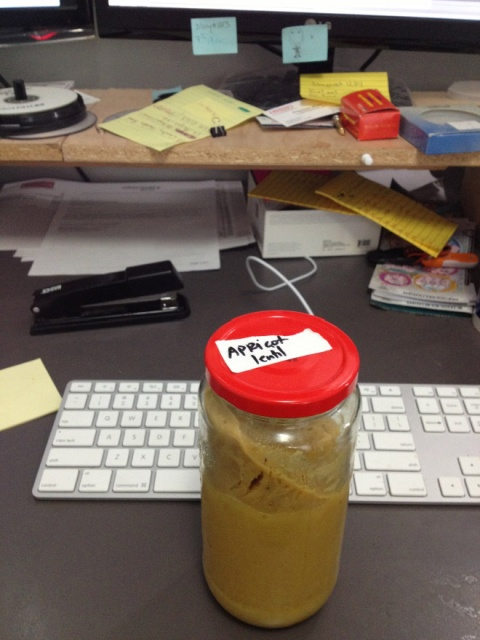 Office Workers Sharing Photos of Their Sad Desk Lunches