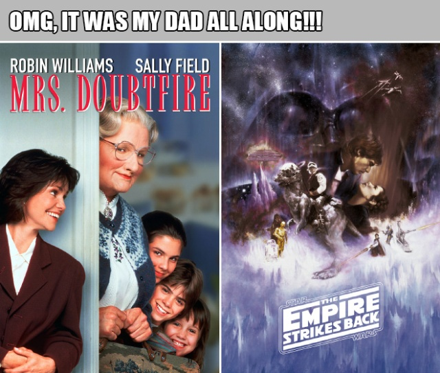 These Movies Can Be Described With The Same Sentence
