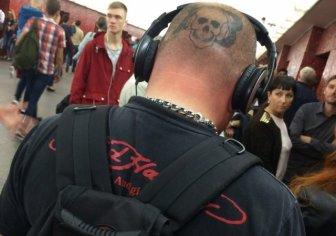 Russian Subway Fashion