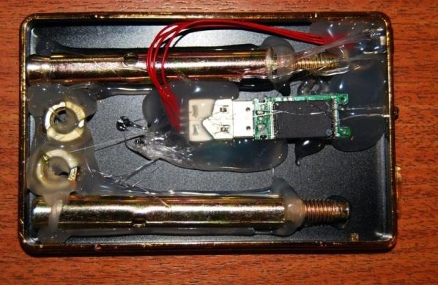 Inside Fake Gadgets