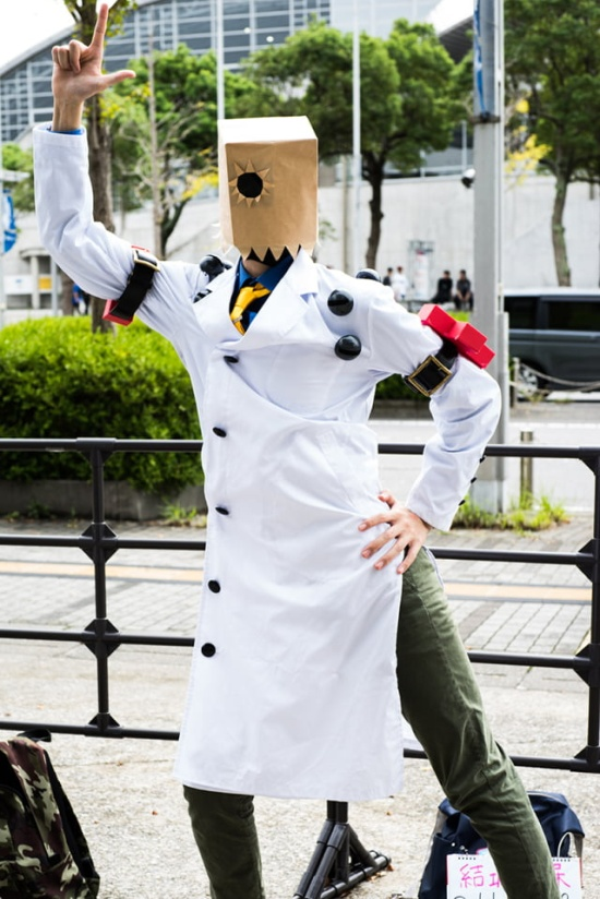 The Best Cosplay Of Tokyo Game Show 2018, part 2018