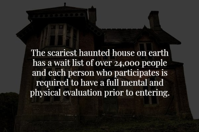 Scary Facts, part 20