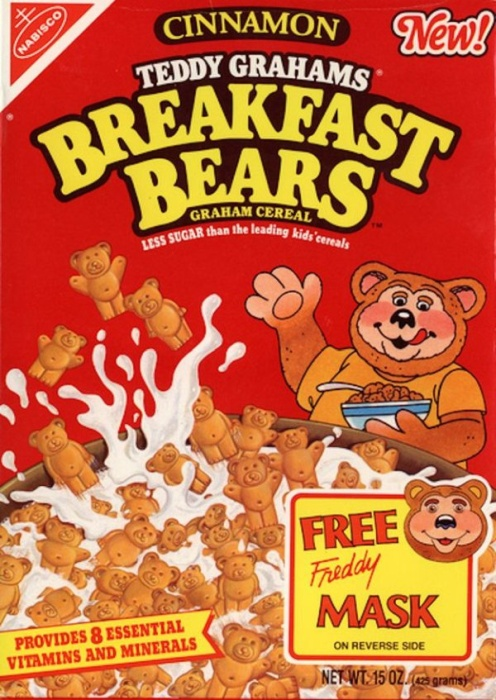 Strange Cereals That Don't Exist Anymore