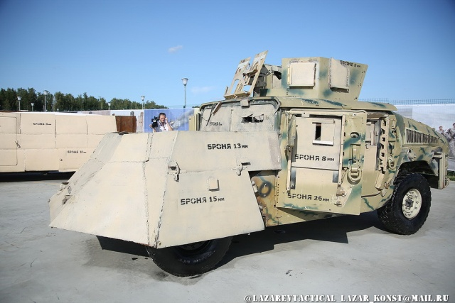Terror Vehicles From Syria