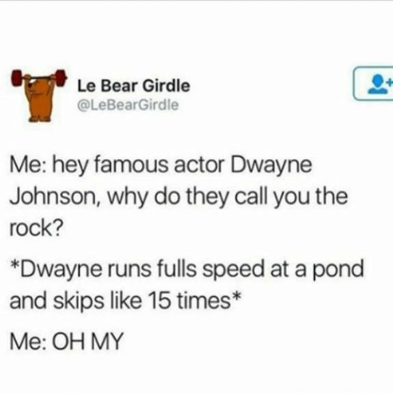 Dwayne Johnson Memes