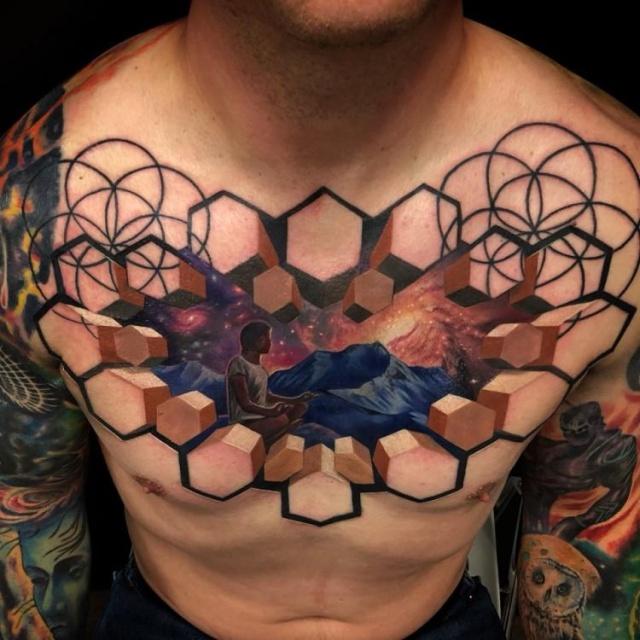 Amazing A World Beneath The Skin Tattoos