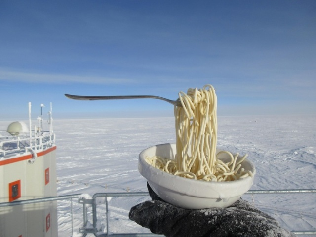 Food In The -60°C