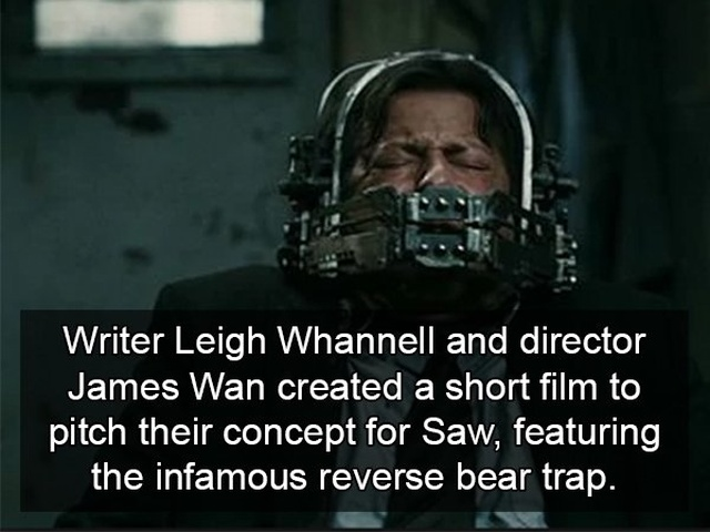Scary Facts About The 'Saw' Movies