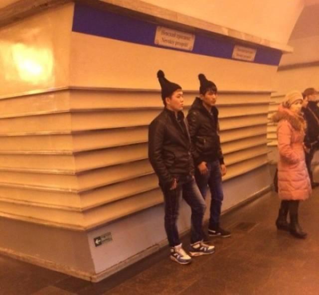 As Seen On Subways