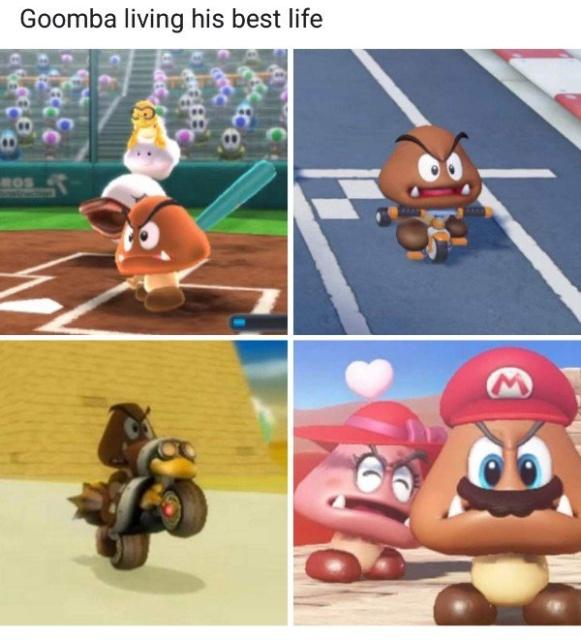 Nintendo Memes