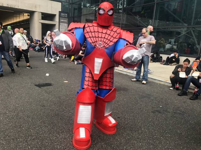 Great Cosplays From New York Comic Con 2018, part 2018