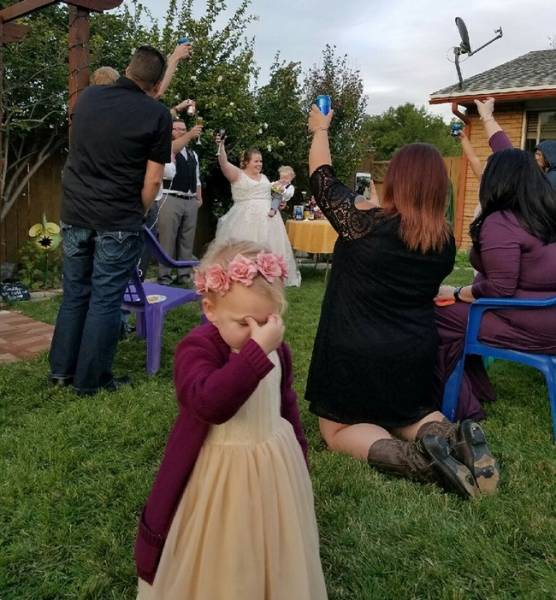 Cool Wedding Photos