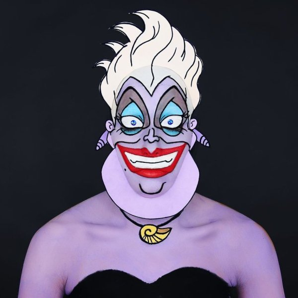 This Makeup Artist Can Transform Herself Into Any Cartoon Character