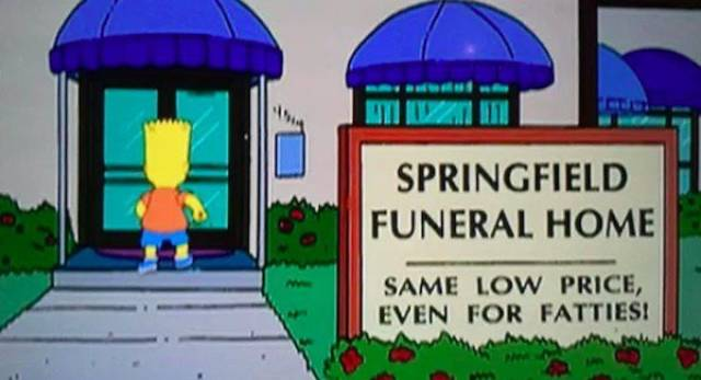 Funny Springfield Signs