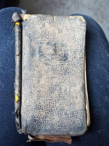 A Guy Found A Filled Diary From 1941