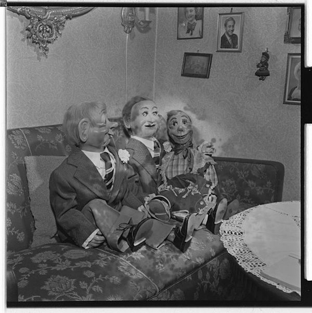 Ventriloquist Dummies Are Very Scare