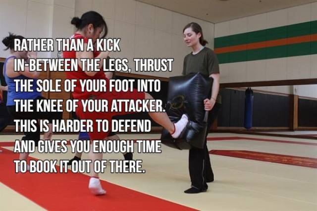 Useful Self-Defense Tips