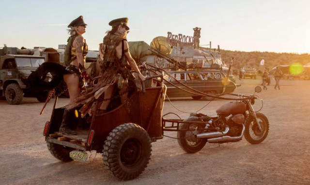 Wasteland Weekend For Mad Max Fans