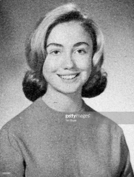 When Celebrities Went To High School