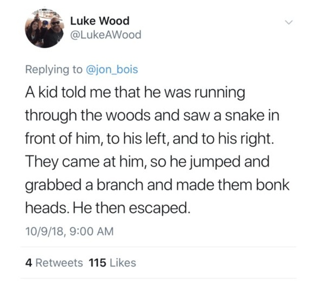 White Lies Kids Tell