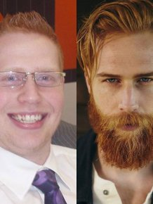A Beard Can Make A World Of Difference