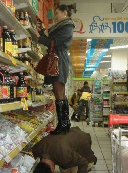 Funny Shopping Pictures