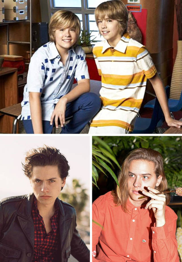 Childhood Movie Stars Today