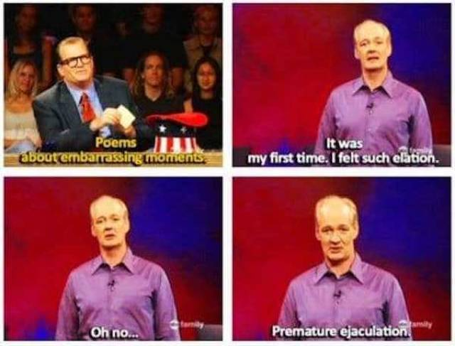 "Funny Moments From ""Whose Line Is It Anyway"""