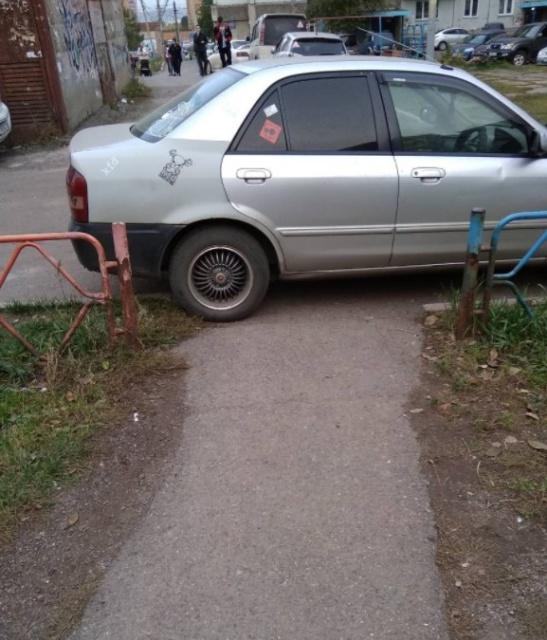Bad Parking, part 2