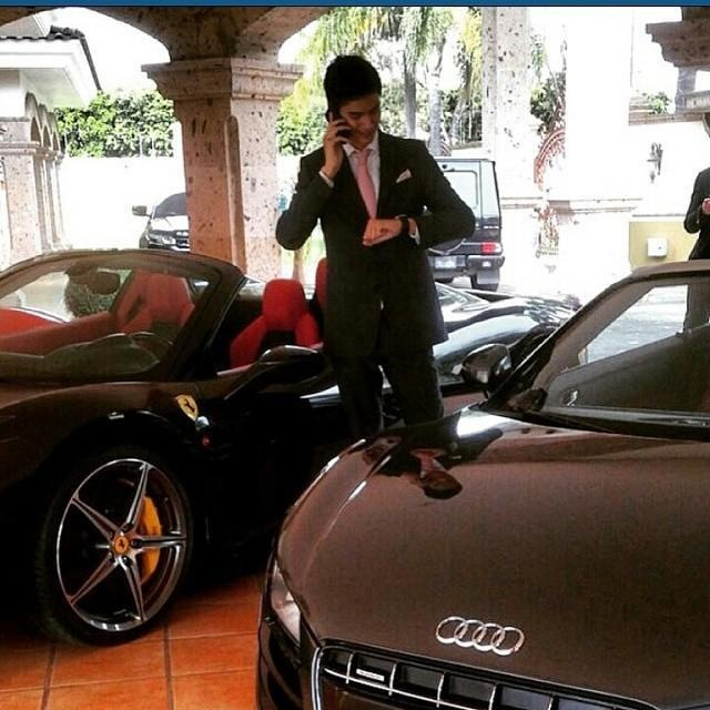 The Rich Kids Of Mexico