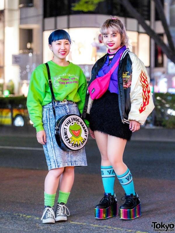 Tokyo Fashion, part 2