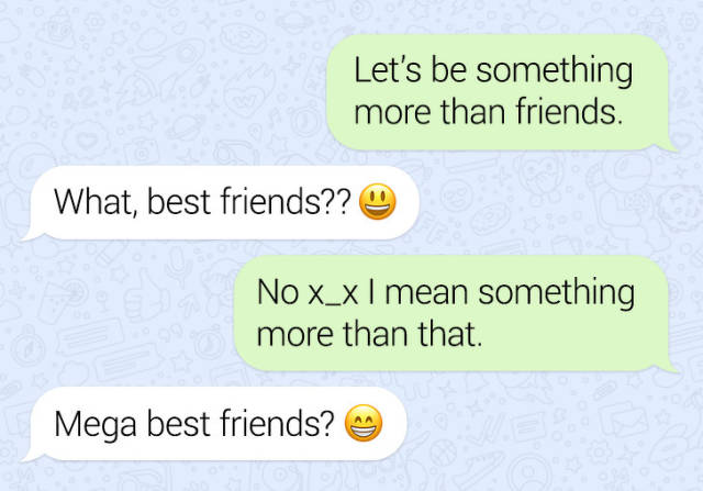 Welcome To The Friendzone, part 7