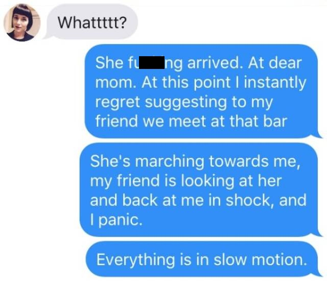 Tinder Dates Can Go Wrong